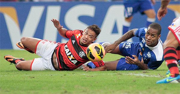 FlamengoxCruzeiro CdB Dedé