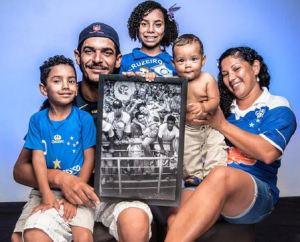 A Família - fotos do Elmo Alves